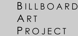 Robert James McElwee Billboard Art Project